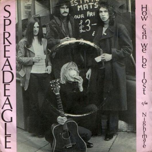 Spreadeagle(Single)