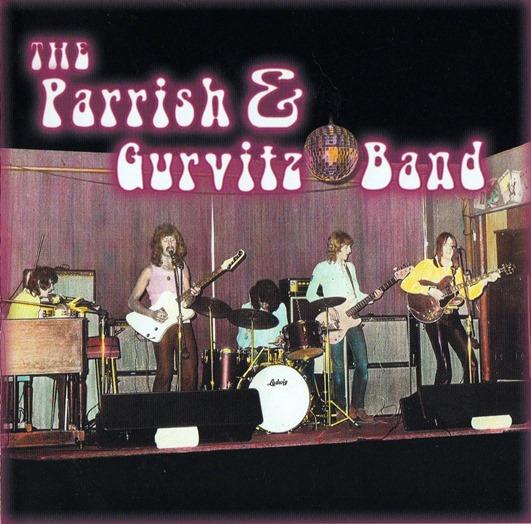 The Parrish & Gurvitz Band
