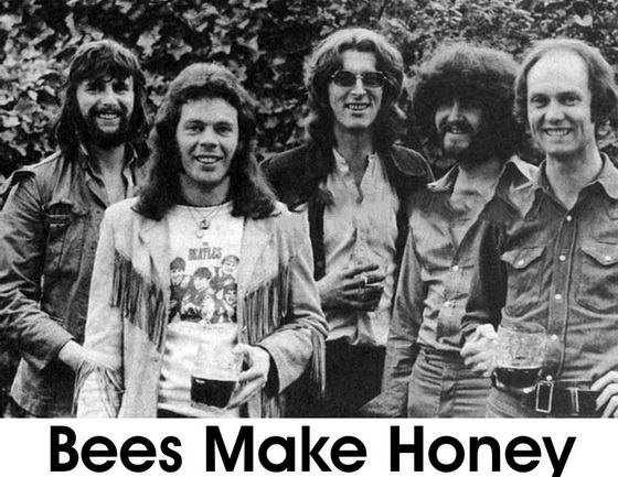 Bees Make Honey1