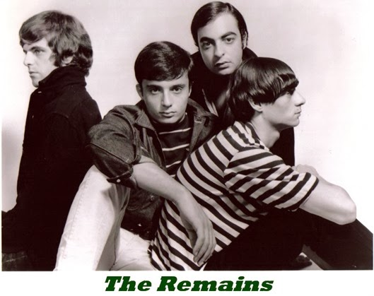 Barry & The Remains1