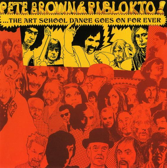 Pete Brown & Piblokto