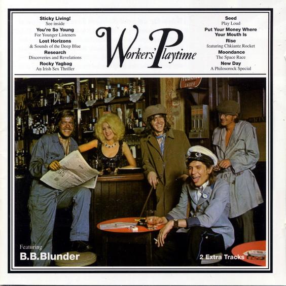 B.B.Blunder