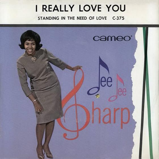 Dee Dee Sharp1