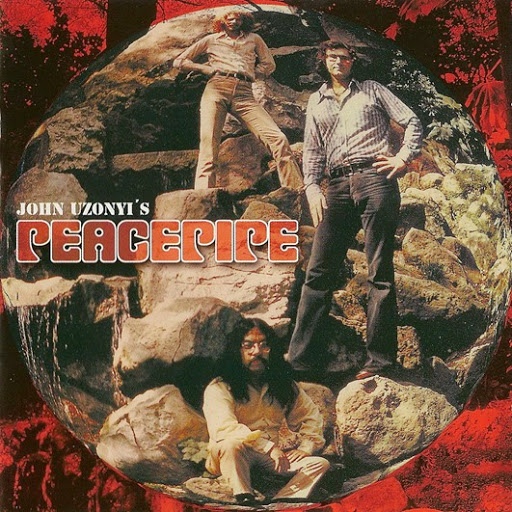 John Uzonyi's Peacepipe