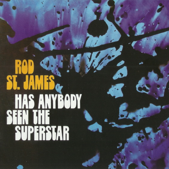 Rod St. James