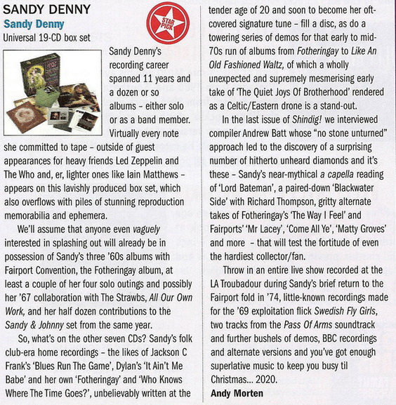 Sandy Denny23