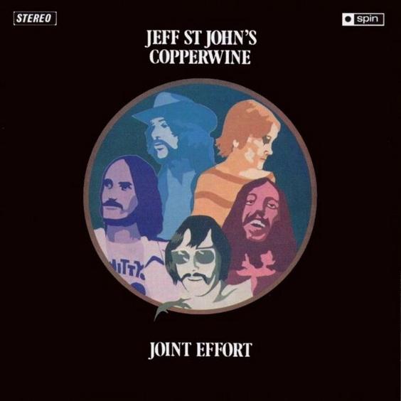 Jeff St John's Copperwine