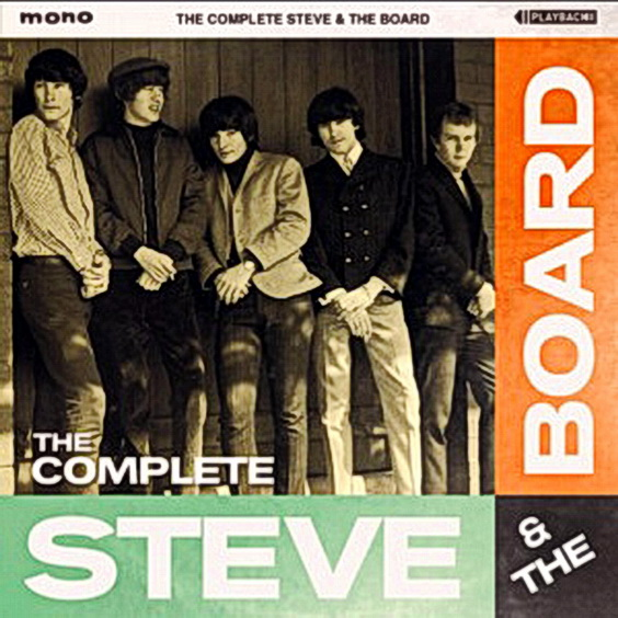 Steve & The Board