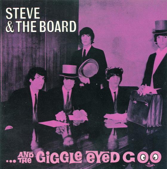 Steve & The Board1