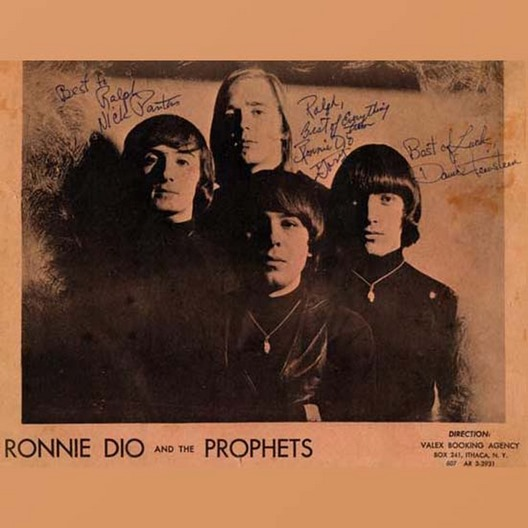 Ronnie Dio & The Prophets