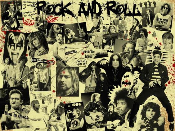 rocknrollcollage