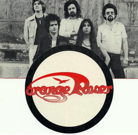 Orange Power3