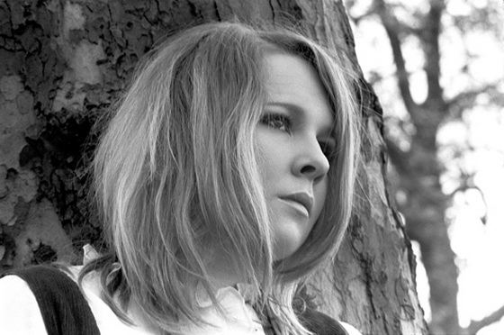 Sandy Denny, singer and songwriter, lead singer of Fairport Convention, in London, 1969 (She died in 1978 aged 31)