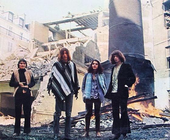 Ame Son - Catalyse 1970 (France, Psychedelic/Progressive Rock)