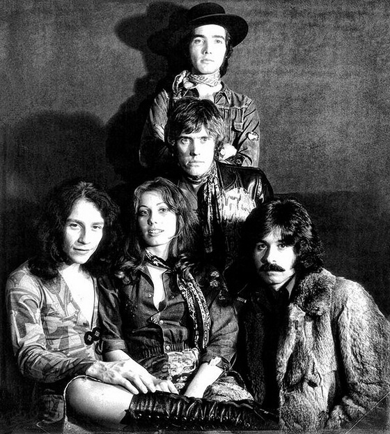 Carmen - The Gypsies 1975 (USA/UK, Progressive/Flamenco/Pop Rock)
