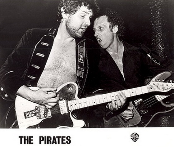 johnny spence pirates