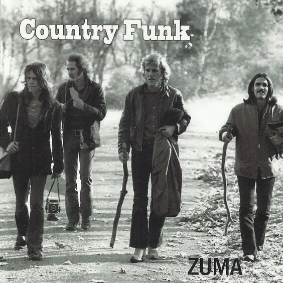 Country Funk - Zuma 2011 (USA, Psychedelic/Country Rock)