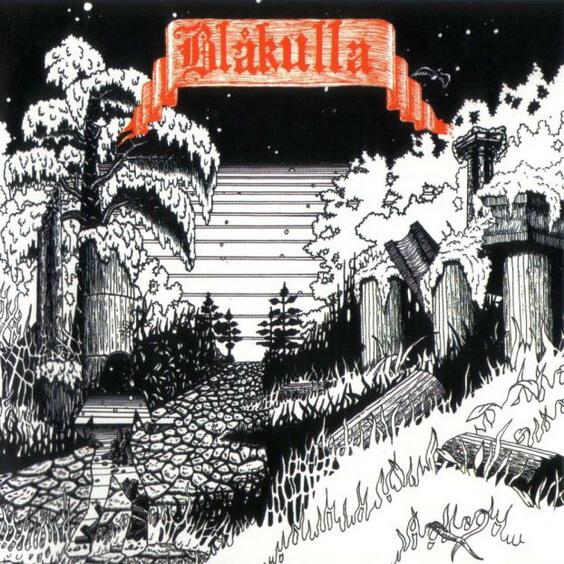 Blåkulla - Blåkulla 1975 (Sweden, Heavy Progressive Rock)