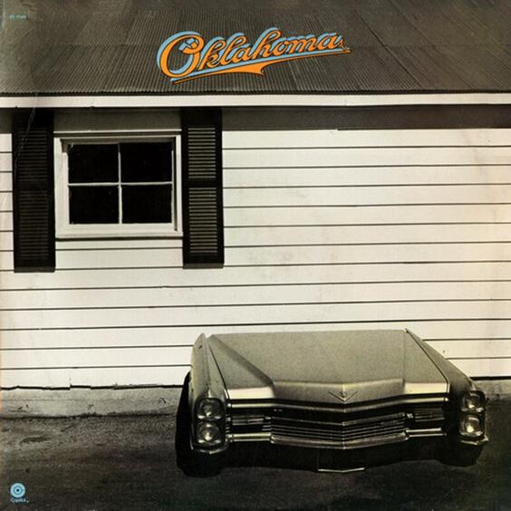 Oklahoma - Oklahoma 1977 (USA, Southern Rock)