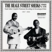 The Beale Street Sheiks (Stokes & Sane) ‎– Frank Stokes' Complete Paramount Recordings In Chronological Order 1990 (USA, Blues)