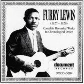 Furry Lewis ‎– Complete Recorded Works In Chronological Order (1927-1929) 2003 (USA, Blues/Country Blues)