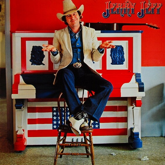 Jerry Jeff Walker - Jerry Jeff 1978 (USA, Country/Outlaw Country)