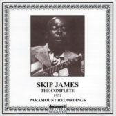 Skip James ‎– The Complete 1931 Paramount Recordings 2008 (USA, Delta Blues)