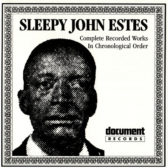 Sleepy John Estes - The Complete Recorded Works In Chronological Order 1990 (USA, Country Blues)