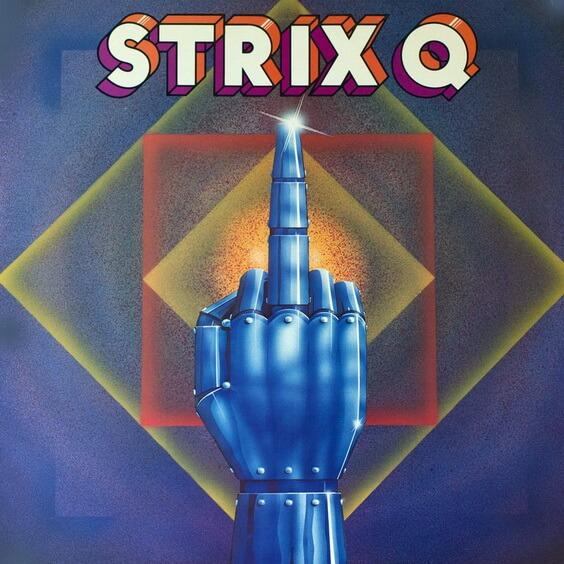 Strix Q - Strix Q 1978 (Sweden, Pop Rock)