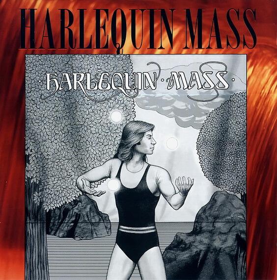 Harlequin Mass - Harlequin Mass 1978 (USA, Art/Progressive Rock)