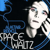 Alastair Riddell - Space Waltz 1975 (New Zealand, Glam Rock)