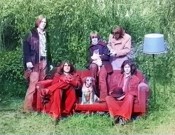 Lacewing – Lacewing 1971 (USA, Psychedelic/Folk Rock)