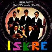 Iskre - Stalaktit (Sve EPY ploče 1964-1965) 2017 (Yugoslavia, Beat/Surf)
