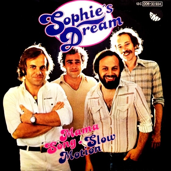 Sophie's Dream - Sophie's Dream 1976 (Switzerland, Progressive Rock)