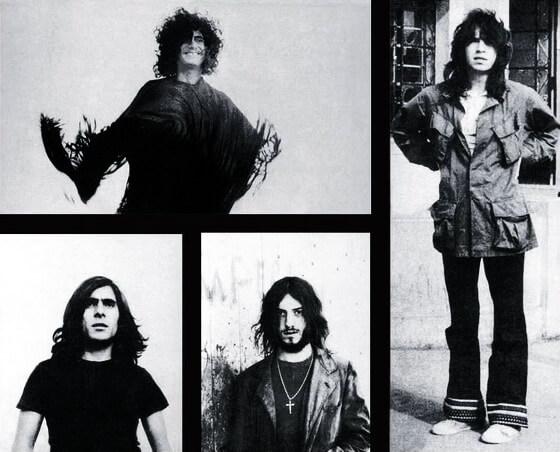 Tarkus - Tarkus 1972 (Peru, Heavy Psychedelic/Hard Rock)