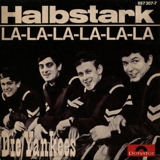 Die Yankees - Halbstark 2001 (Germany, Beat)