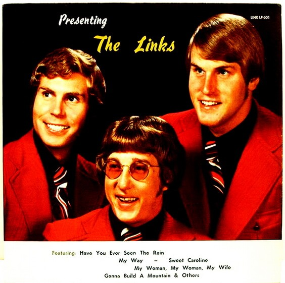 The Links - Presenting The Links 1971 (USA, Pop Rock)