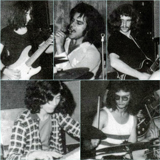 Cardeilhac - Cardeilhac 1971 (Switzerland, Hard/Progressive Rock)