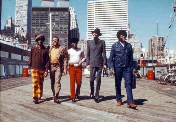 Funk Inc. - Funk Inc. 1971 (USA, Jazz/Funk)