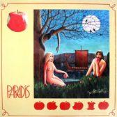 Paradís - Paradís 1976 (Iceland, Art/Progressive Rock)