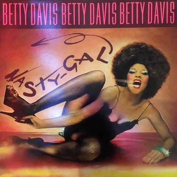 Betty Davis - Nasty Gal 1975 (USA, Funk/Soul)