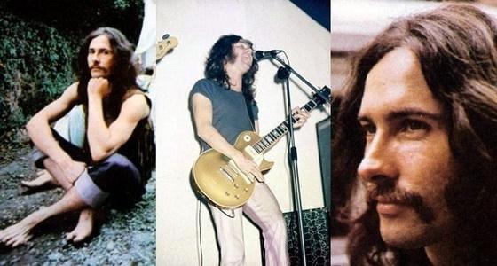 Billy Gray - Feeling Gray? 1972 (UK, Blues Rock)