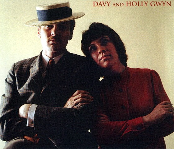 Davy Graham & Holly - Godington Boundry 1970 (UK, Folk/Jazz)