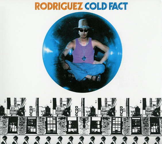Rodriguez - Cold Fact 1970 (USA, Psychedelic/Folk Rock)