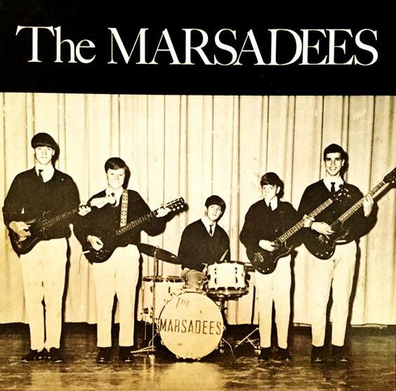 The Marsadees - The Marsadees 1967 (USA, Garage Rock/Surf)