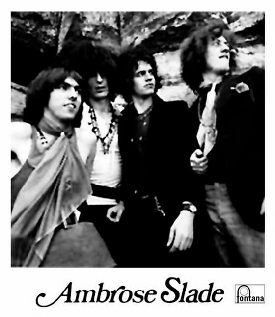 Ambrose Slade - Beginnings 1969 (UK, Psychedelic Rock)
