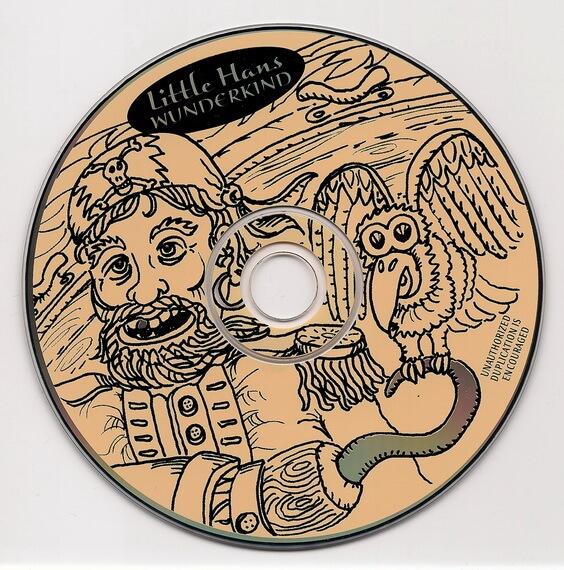 Little Hans - Wunderkind 1999 (USA, Progressive Rock)