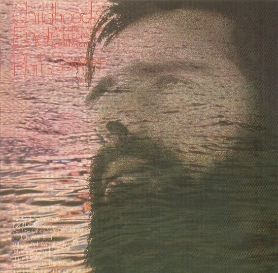 Phil Sawyer - Childhood's End 1971 (Australia, Psychedelic/Folk Rock)