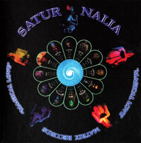 Saturnalia - Magical Love 1973 (UK, Psychedelic/Progressive Rock)