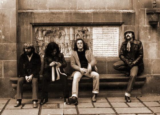 Aquelarre - Aquelarre 1972 (Argentina, Psychedelic/Progressive Rock)